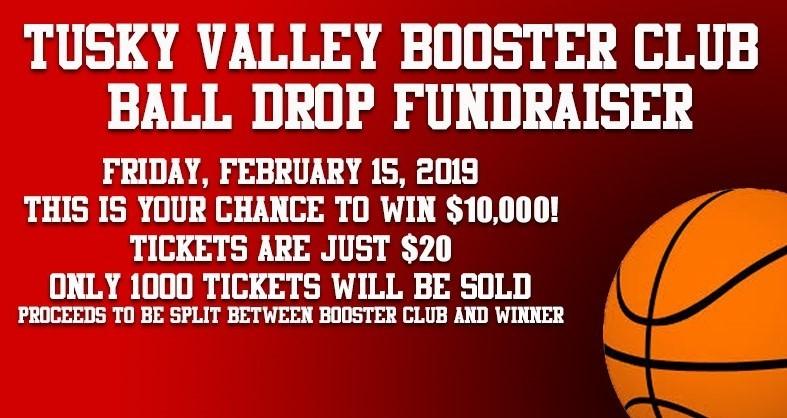 Booster Club Ball Drop
