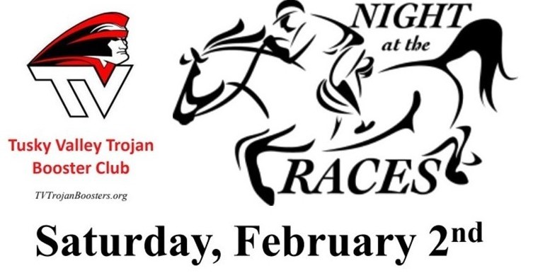 Night at the Races advertisement