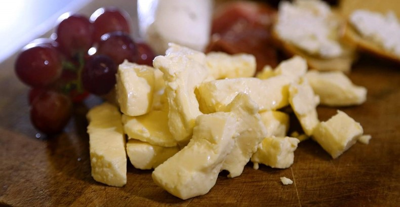 Blue Jacket Dairy Cheese Curds