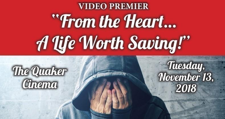 Life Worth Saving Promo