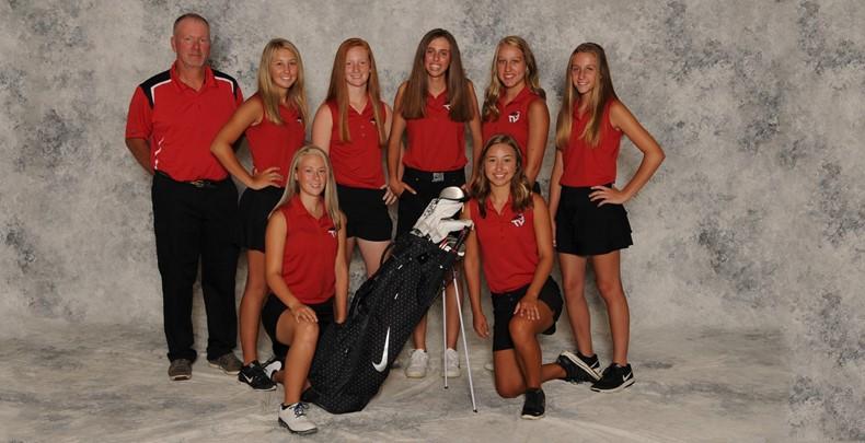 2018 Girls' Golf Team