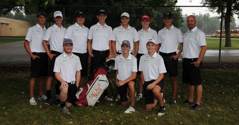 2018 Boys' Golf  Team