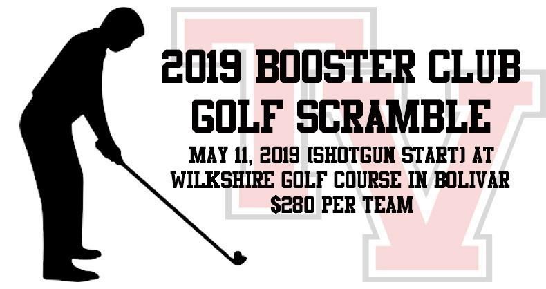 Tusky Valley Booster Club Golf Scramble