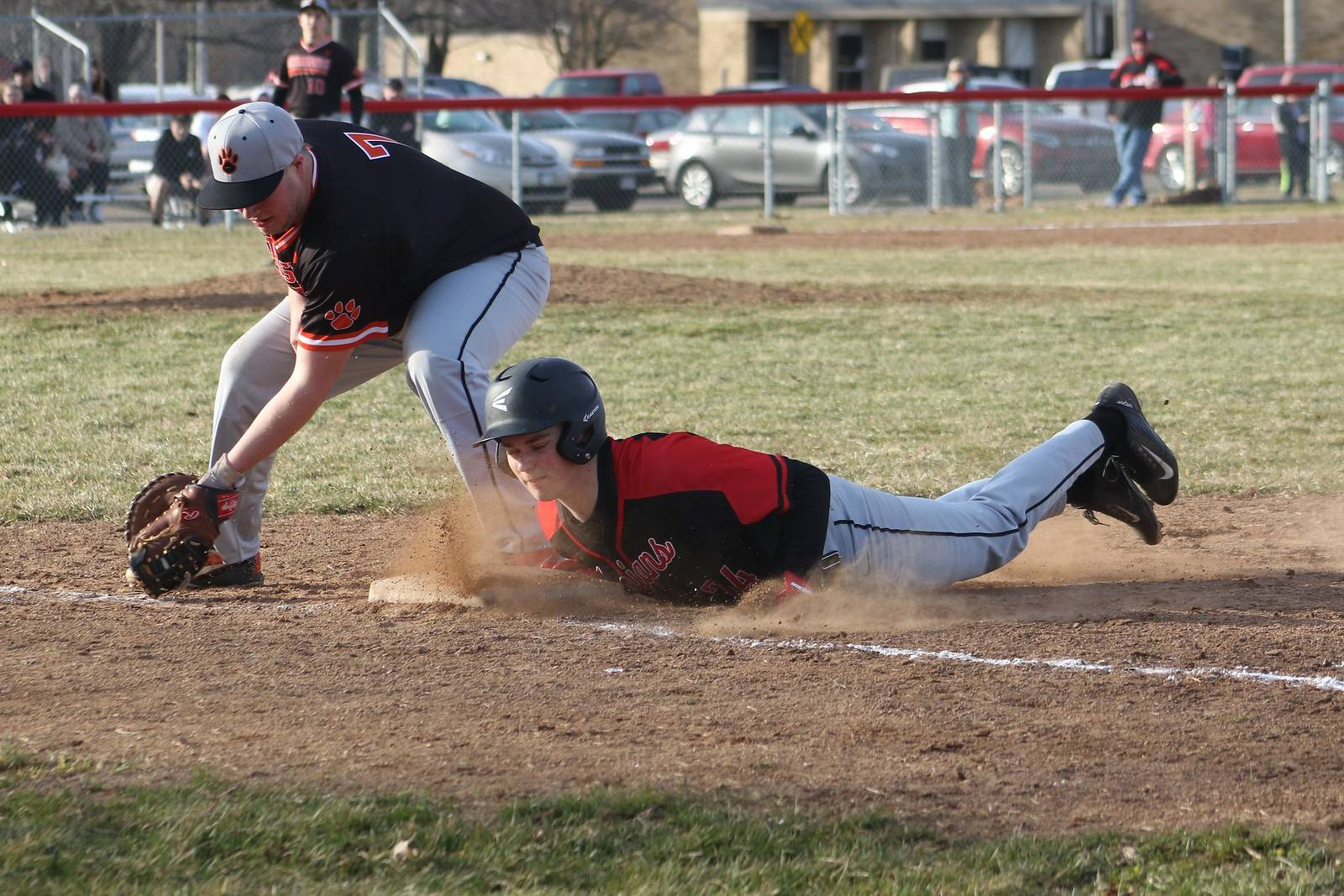 Brandon Goldsmith Sliding