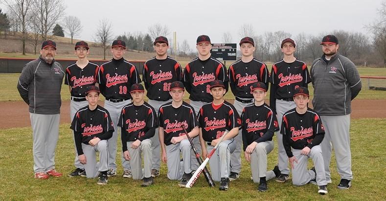 JV Baseball Team