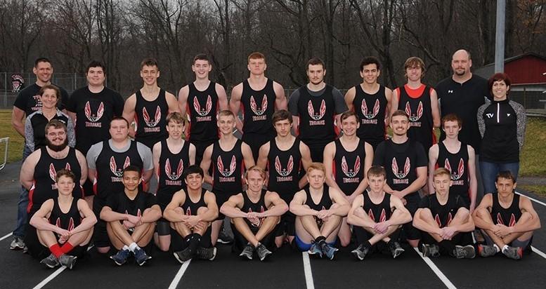 Boys' Track Team