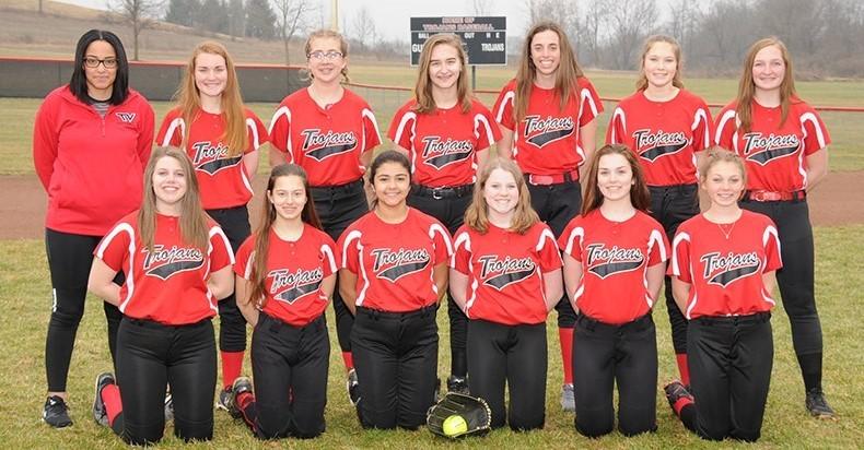 JV Softball Team