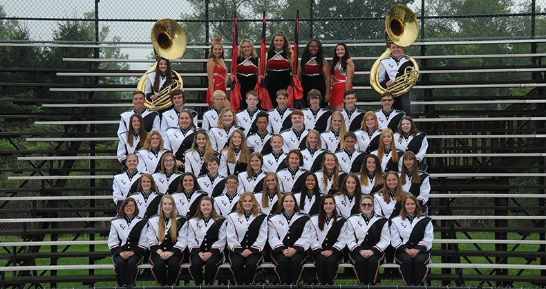 TVHS Marching Band