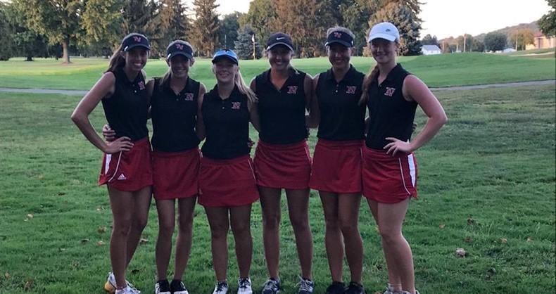 Girls' Golf Team