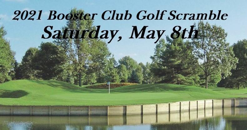 2021 Booster Club Golf Scramble
