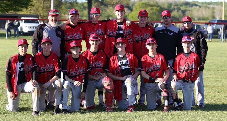 Baseball - IVC South Title