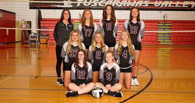 Volleyball - 8th Grade