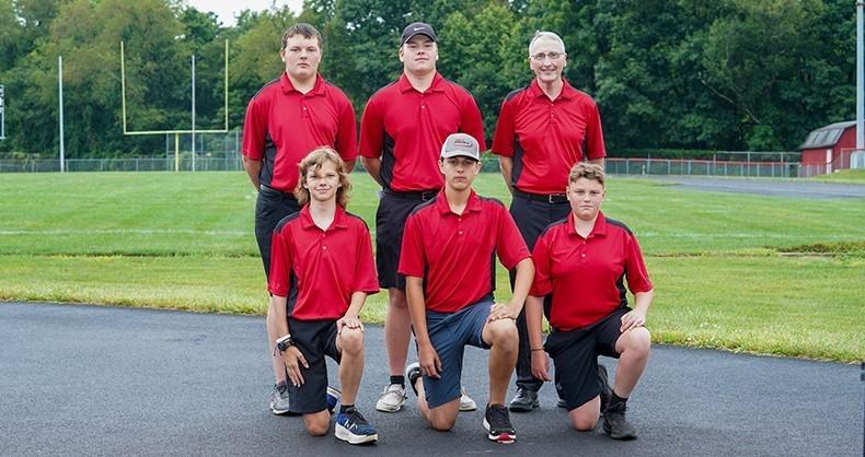 Boys' Golf
