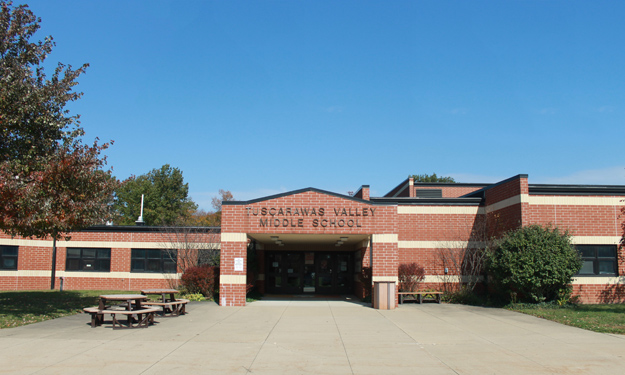 Tuscarawas Middle School Building